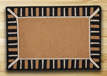 "Caramel Soft Patch In The City In The City Rug 20""x30"""