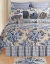 Indigo Sound Full Queen Quilt
