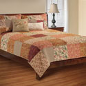 Avianna Full Queen 3 Piece Quilt Set