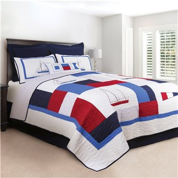 North Shore Full Queen Quilt