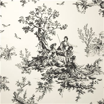 Bouvier Toile Main Fabric (non-returnable)