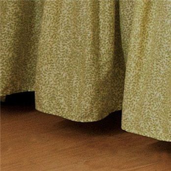 Fern Valley King Bedskirt