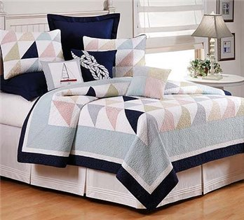 Southwinds King Quilt
