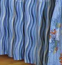 Reef Paradise King Bedskirt