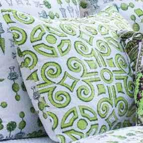 Boxwood Abbey Standard Sham