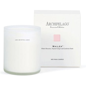 Archipelago Excursion Wailea Soy Boxed Candle