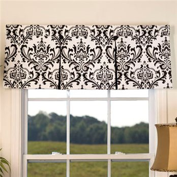 Astor Button Pleat Valance