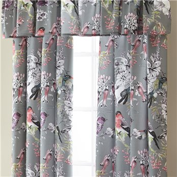 Birds In Bliss Tailored Valance