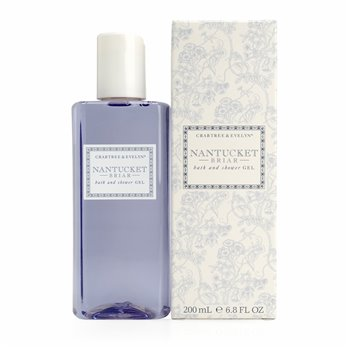 Nantucket Briar Bath and Shower Gel by Crabtree & Evelyn (200ml)