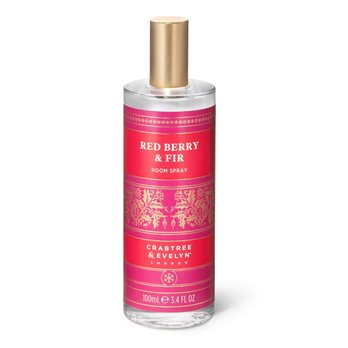 Red Berry & Fir Room Spray by Crabtree & Evelyn