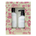Crabtree & Evelyn Goatmilk Body Care Duo Set
