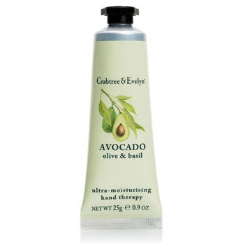 Crabtree & Evelyn Avocado Hand Therapy Travel Size (0.9 oz, 25g)