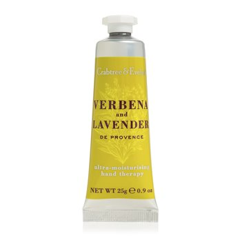 Crabtree & Evelyn Verbena and Lavender de Provence Hand Therapy Travel Size  (0.9 oz., 25g)
