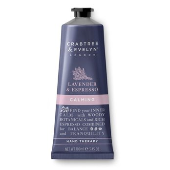 Crabtree & Evelyn Lavender & Espresso Hand Therapy (100g)