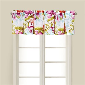 Clara Unlined Valance