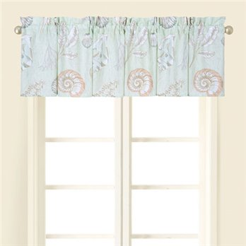 Breezy Shores Valance
