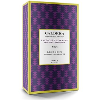 Caldrea Lavender Cedar Leaf Dryer Sheets