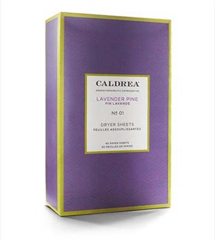 Caldrea Lavender Pine Dryer Sheets