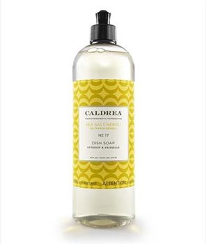 Caldrea Sea Salt Neroli Dish Soap