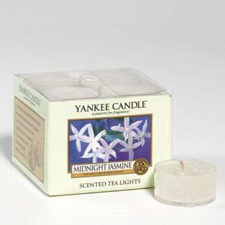 Yankee Candle Midnight Jasmine Tea Lights
