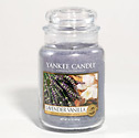Yankee Candle Lavender Vanilla Large Jar Candle