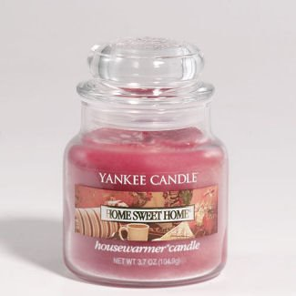 Yankee Candle Home Sweet Home Small Jar Candle