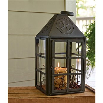 Goalers Punched Lantern Set of 2