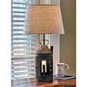 Greenhow Lantern Lamp with Shade