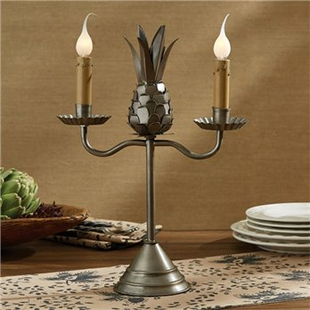 Pineapple Candelabra Lamp