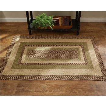 Cedar Lane Yarn Braid Rug 3X5