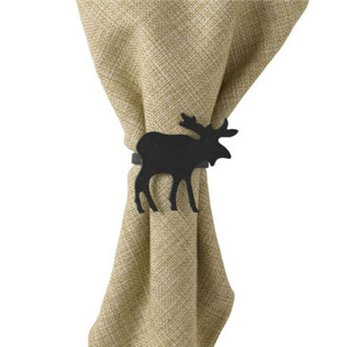 Moose Napkin Ring