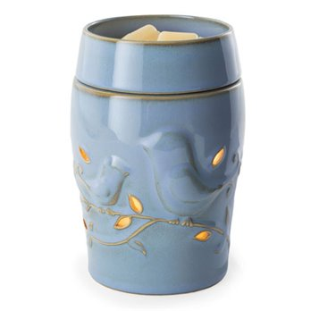 Blue Bird Wax Warmer by Candle Warmers