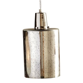 Mercury Glass Pendant Light