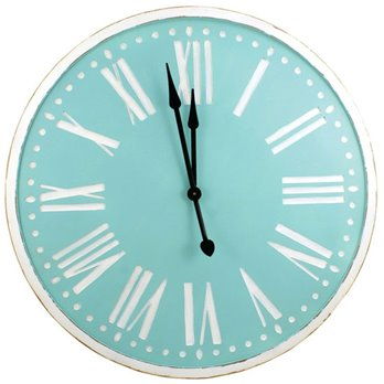 Spa Wood Clock 36 inch