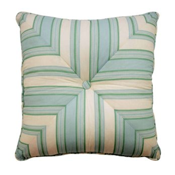 Waverly Astrid Square Embroidered Decorative Pillow