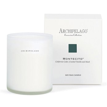 Archipelago Excursion Montecito Boxed Candle
