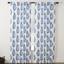 Alcott Drapes with Tiebacks