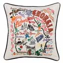 Georgia Embroidered Pillow