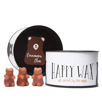 Happy Wax Cinnamon Chai Wax Melts