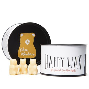 Happy Wax Citron Mandarin Wax Melts