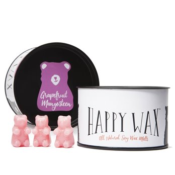 Happy Wax Grapefruit Mangosteen Wax Melts