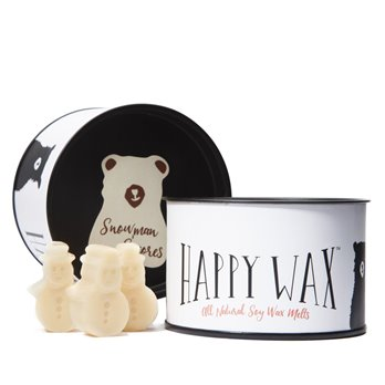 Happy Wax Snowman S'mores Wax Melts