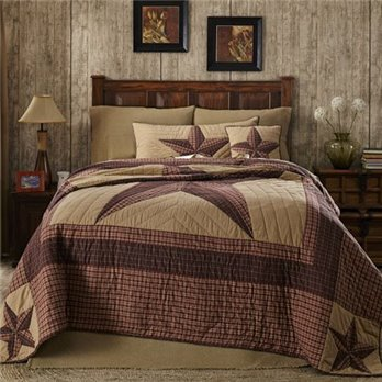 Landon King Quilt Set