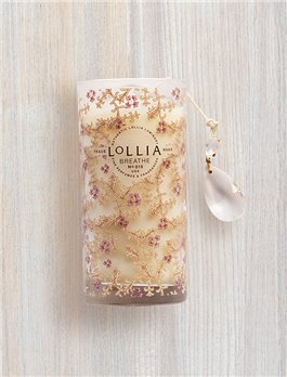 Lollia Breathe No. 19 Perfumed Luminary by Margot Elena
