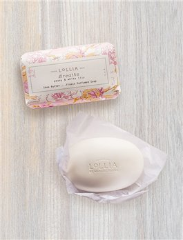 Lollia Breathe No. 19 Shea Butter Soap by Margot Elena