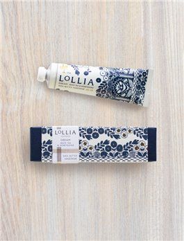 Lollia Dream No. 25 Little Luxe Travel-Size Handcreme by Margot Elena