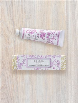 Lollia Relax No. 08 Travel-Size Handcreme by Margot Elena