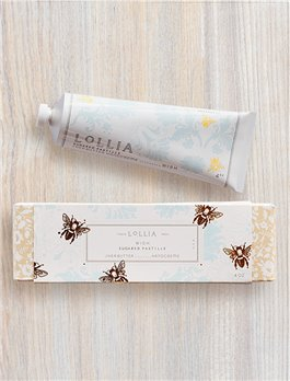 Lollia Wish No. 22 Shea Butter Handcreme by Margot Elena