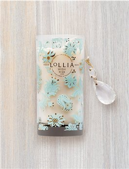 Lollia Wish No. 22 Perfumed Luminary by Margot Elena