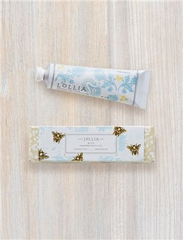 Lollia Wish No. 22 Travel-Size Handcreme by Margot Elena